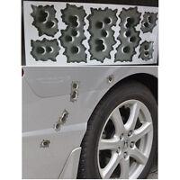 Kugel Loch Öffnung Aufkleber Grafik Aufkleber Shothole Auto Helm Fenster