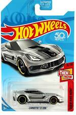 2018 Hot Wheels HW Then and Now Corvette C7 ZO6 Kmart Exclusive