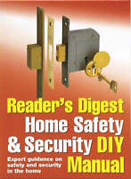 Reader's Digest Home Safety and Security DIY Manual BRAND NEW BOOK