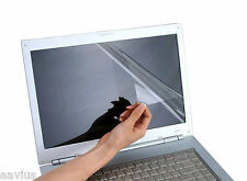 "Best 15.6"" Wide Screen Protector Protective Clear LCD Guard for Laptop Notebook"