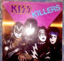 KISS- KILLERS VINILO (1982 CASABLANCA) 4 CANCIONES NUEVAS VG/VG