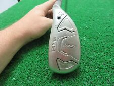 PING G20 HYBRID UTILITY GOLF CLUB 23* TFC 129 SR SOFT REGULAR GRAPHITE RH USED