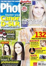 Photoplus magazine CANON Edition  June  2010  ,  Sigma &  Canon Pro   lens tests