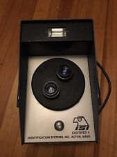 Polaroid Identifier 4 Identification Systems Inc. Photo ID Camera .
