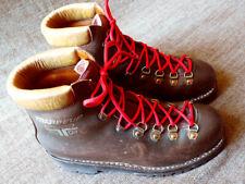 TRAPPEUR vintage chaussures de montagne T.42