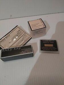 MARY KAY INDULGE SOOTHING EYE GEL  lipstick eye shadow lot new e