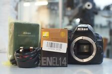 Nikon D3100 DSLR Camera Body Only with Charger & New Battery