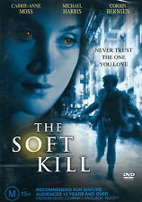 The Soft Kill - Action / Thriller / Crime / Drama - Carrie-Anne Moss - NEW DVD