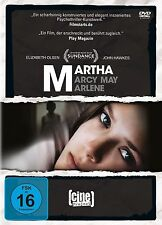 DVD NEU/OVP - Martha Marcy May Marlene - Elizabeth Olsen & John Hawkes