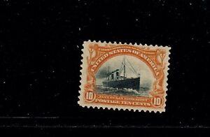 US Stamp SC# 299. MH. OG. 1901
