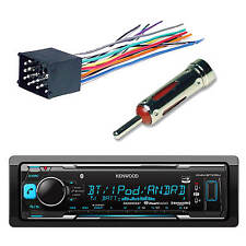 BMW Stereo Installation Wire Harness Antenna Adapter, Bluetooth iPod USB Radio