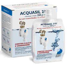 CONFEZIONE 4 RICARICHE ACQUASIL 2/15 GR.250  PC100