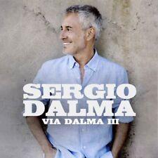 Via Dalma Iii - Dalma Sergio CD Sealed ! New !