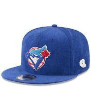 Toronto Blue Jays New Era Corduroy 9FIFTY Snapback Cap Baseball Hat