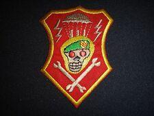 Vietnam War Patch US 5th SFGrp MACV-SOG AIRBORNE PARACHUTIST Team