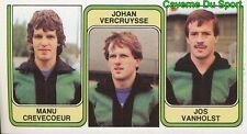 400 CREVECOEUR VERCRUYSSE VANHOLST STADE LEUVEN STICKER FOOTBALL 1983 PANINI