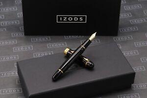 Classic Pens Legend 766 Black Fountain Pen