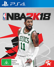 NBA 2K18 PlayStation 4 Game USED