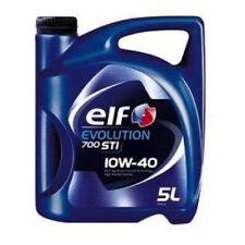 3 x Elf Evolution 700 STI 10W40 5L Aceite de motor Lubricante para coche 15L