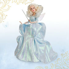 Disney Store Film Collection Doll Fairy Godmother in Cinderella Live-Action Film