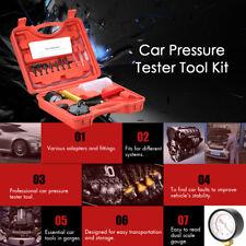 PW_ KQ_ Car Hand Held Vacuum Pressure Pump Tester Brake Fluid Bleeder Bleeding