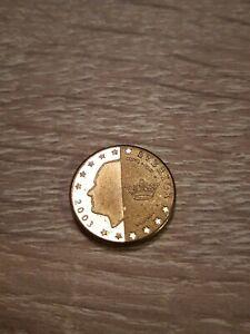 Monnaie 10 Cent Suede Essai Trail 2003