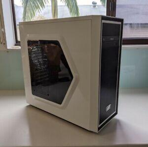 Desktop - Ryzen 3 2200G, 8GB DDR4 2666MHz, 120GB SSD, 1TB HDD, CD, WiFi