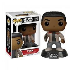 STAR WARS EPISODE 7 THE FORCE AWAKENS POP Vinyl #59 FINN MIB In stock in OZ