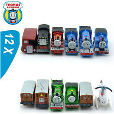 12 Thomas The Tank Engine & Friends Action Figures Train Cake Topper Decor Toy
