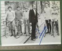 BB20 Photo dédicacée Autographe BE - Course cycliste - A identifier