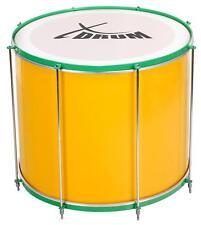 """Surdo Samba Trommel brasilianische Basstrommel Aluminium Percussion 20"""" x 16"""""""