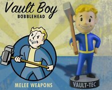 Fallout 4 Vault Boy 111 Gaming Bobble Head Melee Weapons