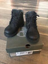 Toddler 9c Black Timberland Boots EUR 26