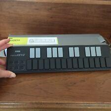 KORG nanoKEY2 BlackSlim Line USB MIDI keyboard with 25 keys JAPAN