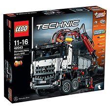 LEGO Technic 42043 Mercedes-Benz Arocs 3245 Truck *BNIB*