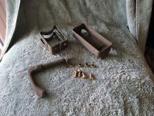Military Truck Jeep Rifle Gun Mount Set NOS