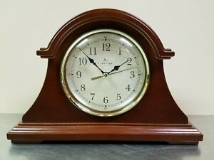 Classic Mantle Clock, American Timekeeping Co Firstime Manufactory 12w x 8h x 3d