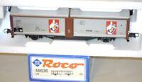 """Roco 46636 H0 Schiebewandwagen der DB ep.3/4 """"Fewa"""" sehr gut erhalten in OVP"""