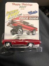 Johnny Lightning 2007 Happy Holidays 1969 Chevy Impala Proto-Type