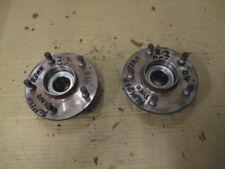 Pour nissan almera N16 2000-2006 avant 2 disques de frein /& patins avec abs seulement