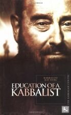 Education of a Kabbalist by Berg, Rav Hardback Book The Cheap Fast Free Post