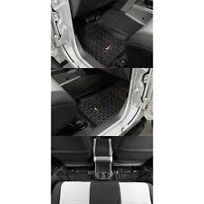 Jeep Wrangler JK custom fit All Terrain Tapis de sol avant et arrière 2 portes