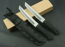 Sharp military tactical utility camping Jungle rescue hunting bowie knife FK484