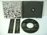 George Michael Listen Without Prejudice Japan CD w/Obi