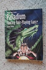 Palladium Fantasy Role-Playing Game USED Second Edition core rule book Palladium