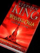 STEPHEN KING The Wolves Of Calla - The Dark Tower 2003 1st hb dw herbert koontz