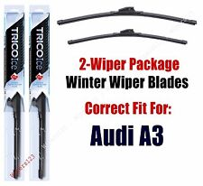 WINTER Wipers 2-pack fits 2015+ Audi A3 35260/190