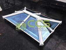 ROOF LANTERN SKYPOD - WHITE - 750MM X 1250MM EXTERNAL SIZES