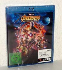 Blu-Ray Avengers Infinity War