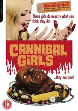 Cannibal Girls 1973 DVD